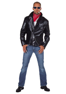 Biker Jacket Grease